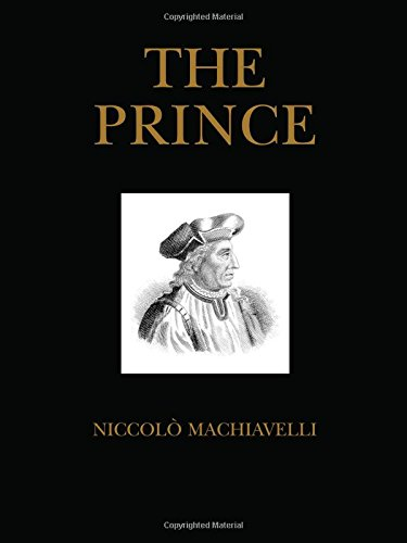 a comprehensive analysis of the prince by niccolo machiavelli The discourses summary & study guide includes comprehensive information and analysis to help you understand the book  machiavelli, niccolo the prince.