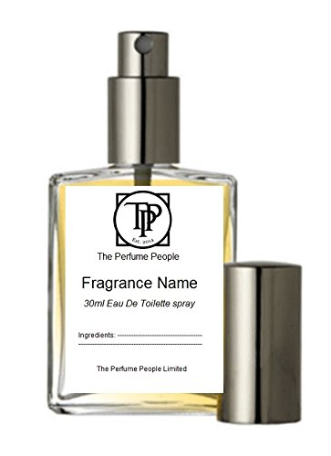 30ml Eau de toilette spray- Bergamot with Agar Oudh - (The perfume people - GP1)