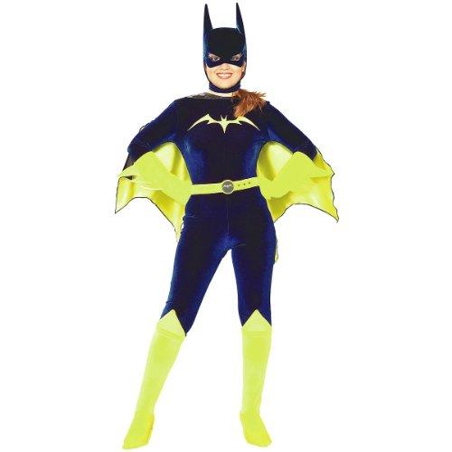 Rubie's Women's Batman DC Style Guide Gotham Girls Batgirl, Multi, -