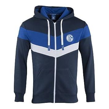 Contraste Survêtement S04 Schalke Fc Veste De 04 M xxpgwYq