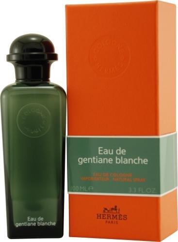 Hermes Eau De Gentiane Blanche agua de colonia Vaporizador 100 ml