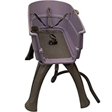 BOOSTER BATH BB-LARGE-LILAC Lilac BOOSTER BATH ELEVATED DOG BATH AND GROOMING CENTER LARGE LILAC 45 X 21.25 X 15