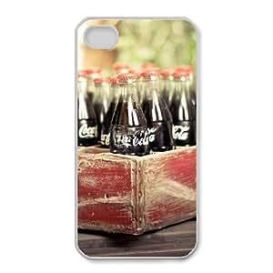 iphone4 4s Phone Case White Coca Cola ZIC455392