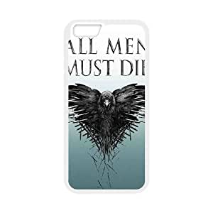 iPhone 6 Plus 5.5 Inch Cell Phone Case White Game of Thrones EG6523261