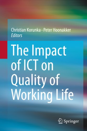 Download The Impact of ICT on Quality of Working Life Pdf