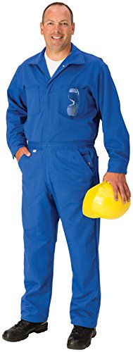 TOPPS SAFETY CO25-3815-Reg/60 Indura Ultra Soft Coverall, 9 oz, 60