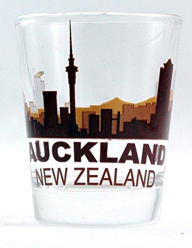 Auckland New Zealand Sunset Skyline Shot - New Glasses Zealand