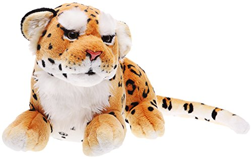 [Lale the Leopard | 27 Inch Large Stuffed Animal Plush | By VIAHART] (Toddler Natural Leopard Costumes)