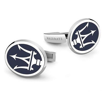Maserati Boutons de manchette tie clips and cufflinks
