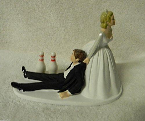 wedding-reception-party-bowling-alley-league-strike-bowl-cake-topper