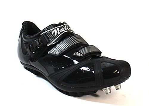 Nalini Scarpe Kraken VTT Homme Chaussures de Course Noir Taille 47
