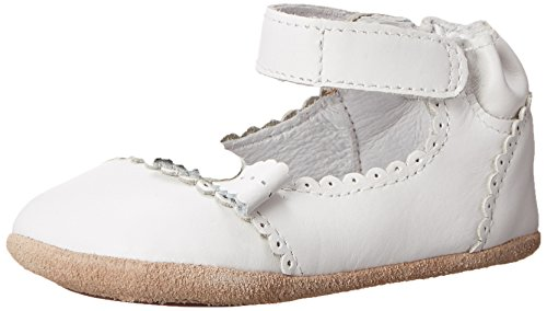 (Robeez Catherine Mary Jane , White, 6-9 Months M US Infant)
