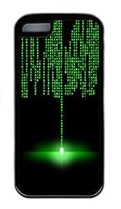 iPhone 5C Case, iPhone 5C Cases - Matrix Polycarbonate Hard Case Back Cover for iPhone 5C¨C Black