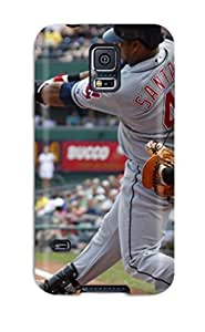 New Style cleveland indians MLB Sports & Colleges best Samsung Galaxy S5 cases 6313751K711842796