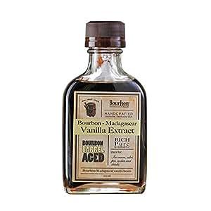Bourbon Barrel Aged Madagascar Vanilla Extract 100 Ml