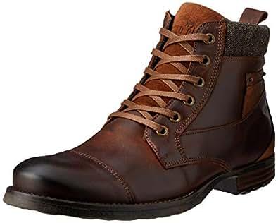 Wild Rhino Men's AIREYS Boots, Brown (Rust), 41 EU