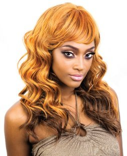 BP07 heat resistant wig by Isis Collection-1(jet black)