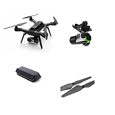 3D Robotics Solo Aerial Drone by 3DRobotics