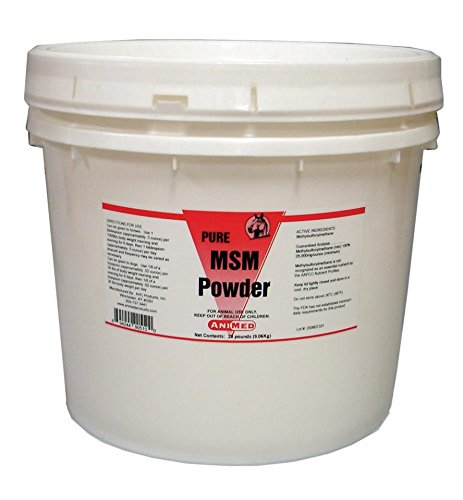 DPD MSM Pure Powder Dietary Sulfur Supplement - 20 Pound
