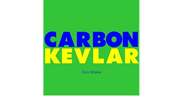 carbon kevlar cocoshaker