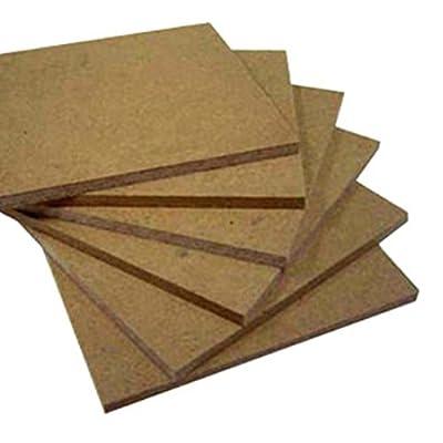 Medium Density Fiberboard 1/2 X 24 X 48
