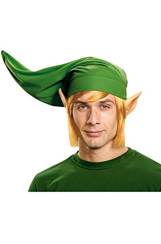 Disguise Men's Link Deluxe Adult Costume Kit, Multi, One Size