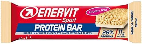 Enervit - SPORT Protein Bar 25 x 40g Riegel Vanilla Yogurt