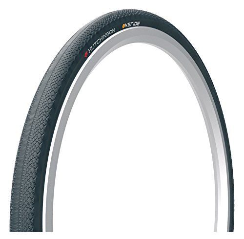 Hutchinson Override Tubeless Ready Black Bike Tires, 700cm x 35/37 ()