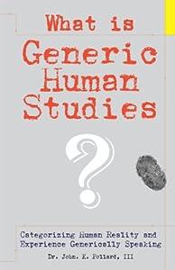 What Is Generic Human Studies?