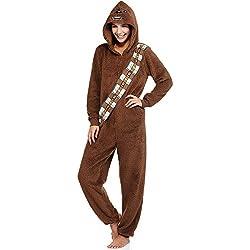 Disney Women's One Piece Pajama Set Union Suit Sleepwear
