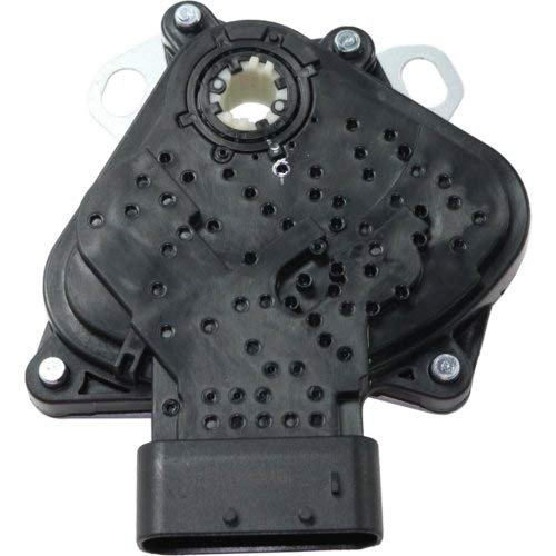 Neutral Safety Switch compatible with Chevy Malibu 04-07 / Hhr 06-11 11 Male Blade-Type Terminals ()