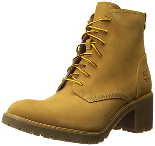 Timberland Averly Lace Chukka Wheat Womens Boots Wheat