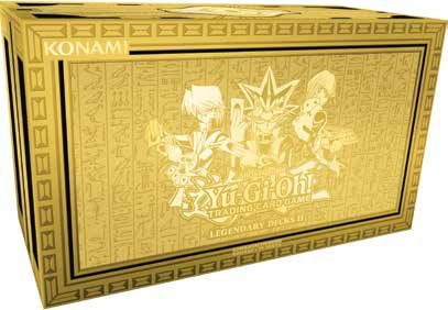 Collector Deck Box - Yu-Gi-Oh!: Legendary Decks II Themed Starters (Yugi, Kaiba, Joey)