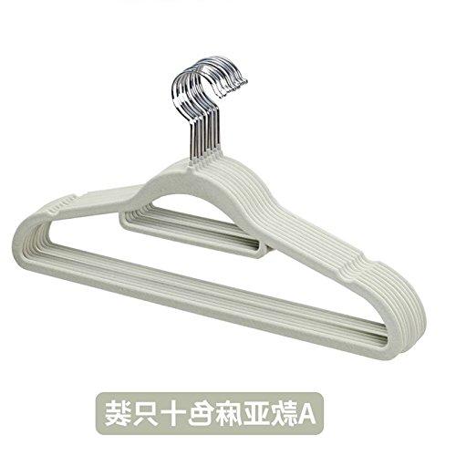 U-emember Hanger Slip Resistant Non-Marking The Garment Rack