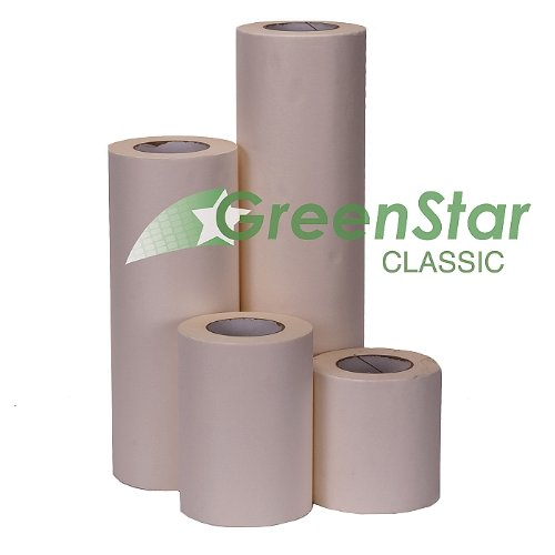 Greenstar 24in x 100yd Application Tape/Transfer Paper, Classic Adhesive - Vinyl Cutter Signs by Greenstar