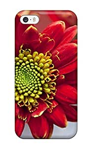 Durable Earth Flower Nature Flower Back Case/cover For Iphone 5/5s
