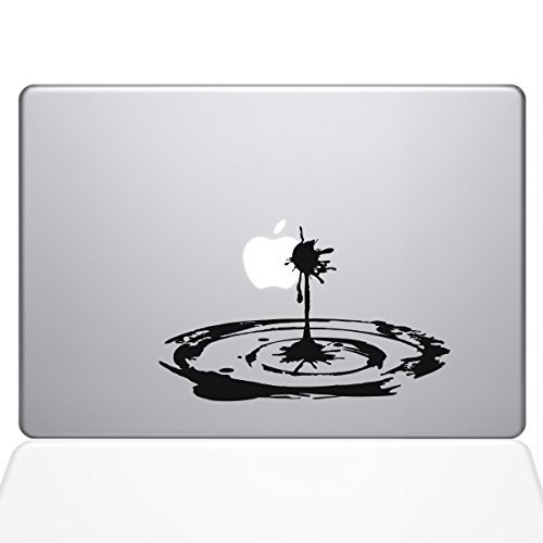 愛用  The Decal Guru B078FBPV1M Apple (1268-MAC-15X-BLA) Sauce Shot Macbook Decal Vinyl Decal Sticker - 15 Macbook Pro (2016 & newer) - Black (1268-MAC-15X-BLA) [並行輸入品] B078FBPV1M, JONNY BEE:ddbb06e0 --- a0267596.xsph.ru