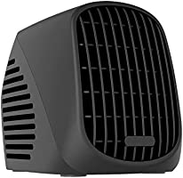 Comlife PTC Ceramic Space Heater, Electric Mini Personal Heater Fan, Over-Heat and Tilt Protection, Warm/Natural Wind for Office and Home Use (500w-1000w)