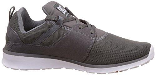 Uomo Sneakers DC Shoes M Heathrow Pewter awaIf7qU