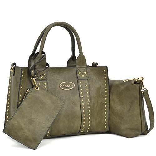 Women's Purse Handbag Shoulder Bag Tote Satchel Hobo Bag Briefcase Work Bag Ladies