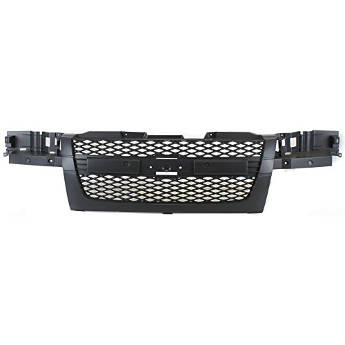 Amazon Grille For Chevrolet Colorado 04 12 Mesh Insert Paint To