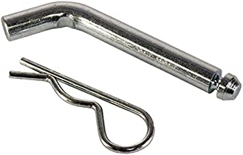 Towever 5//8 inch Hitch Pin and Clip
