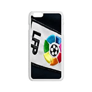 Hope-Store Spanish Primera Division Hight Quality Protective Case for Iphone 6