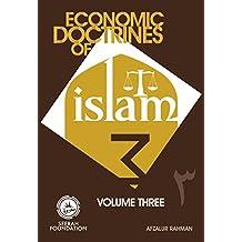 Economic Doctrines of Islam: Volume 3