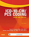 With comprehensive, practical coverage of ICD-10-CM and ICD-10-PCS medical coding, ICD-10-CM/PCS Coding: Theory and Practice, 2014 Edition provides a thorough understanding of diagnosis coding in physician and hospital settings. It combines basic ...