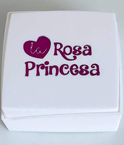 LRP/_ Boucles doreilles pour enfant en argent sterling 925 avec cristaux scintillants Rose