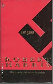 Enigma par Robert Harris
