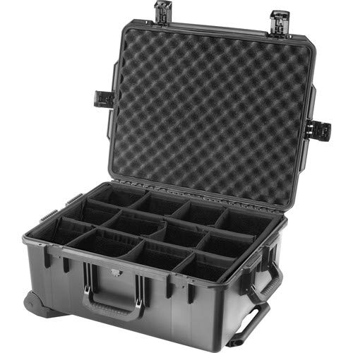 iM2720 Storm Trak Case with Padded Dividers (Black) [並行輸入品] B07MJYT5M1