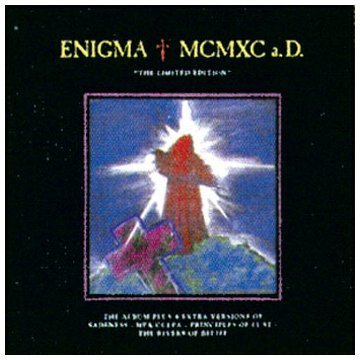 "MCMXC A.D. ""The Limited Edition"" Extra tracks, Import, Limited Edition Edition by Enigma (1993) Audio CD"