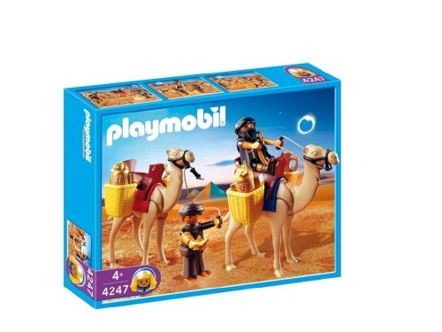 Camel Egyptian (Playmobil Tomb Raiders with Camels)